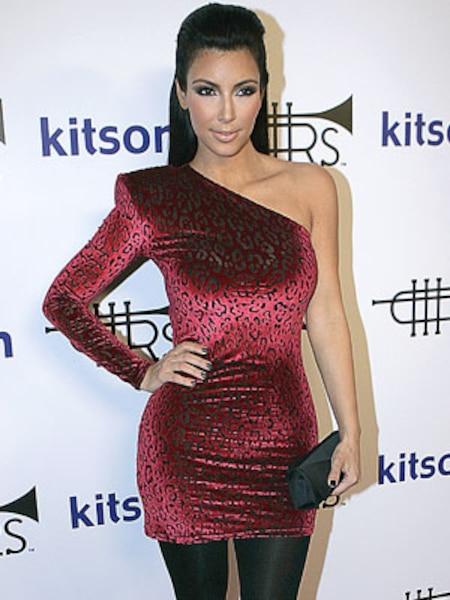 Une des reines de la téléréalité, Kim Kardashian a opté pour la tenue d'Ève pour des clichés qui ont été publiés en décembre 2007.