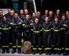 La France a dépêché plusieurs pompiers pour aider à combattre les nouveaux incendies.