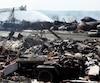 En juillet 2013, un convoi pétrolier avait déraillé et explosé au centre-ville de Lac-Mégantic, tuant 47 personnes.