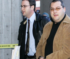 Francesco Del Balso, que l'on voit lorsque les policiers de la GRC l'ont arrêté dans l'opération Colisée, en 2006, veut «s'éloigner du monde criminel».