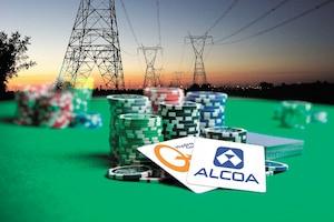 Les mises sont énormes pour Alcoa et Hydro-Québec alors qu'un important contrat d'approvisionnement en électricité est en péril.