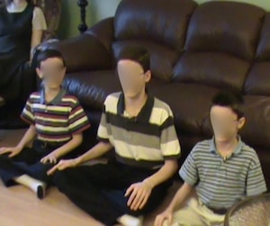 La procureure aux poursuites criminelles et pénales a déposé en preuve différents vidéos qui ont été tournées à l'intérieur de la maison de Guillot.