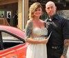 Dominique Nantel et Dany Cléroux devaient se marier très prochainement. L'homme de 44 ans est tombé mardi d'une passerelle suspendue sous l'estacade du pont Champlain.
