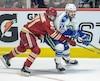 Depuis le début du tournoi de la Coupe Memorial, Justin Ducharme, à l'instar de ses coéquipiers de la quatrième ligne, a obtenu un temps de glace limité.