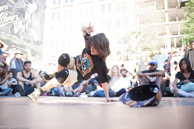 Près de 300 danseurs urbains participeront au festival Under Pressure cette fin de semaine.