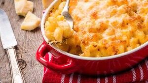 Mac & cheese décadent