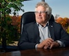 «On a des prix qu'on n'a jamais eus depuis 2004, donc, les entreprises, au moment où on se parle, n'ont pas besoin du soutien financier du gouvernement du Québec», explique le président du Conseil de l'industrie forestière, André Tremblay.