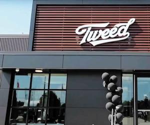 Couche-Tard et Canopy Growth ouvriront une première boutique à London, en Ontario sous la bannière Canopy's Tweed.