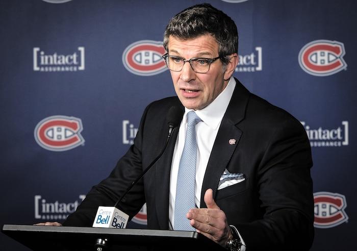 Marc Bergevin doit être mieux entouré. Il serait temps d'avoir un homme de hockey comme président, un peu comme Brendan Shanahan chez les Maple Leafs de Toronto.