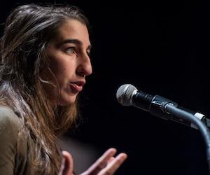 La députée de Québec solidaire Émilise Lessard-Therrien