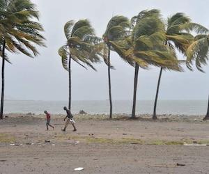 L'ouragan Irma devrait toucher les côtes de la Floride dans la nuit de vendredi à samedi, avec des vents attendus de près de 300 km/h.