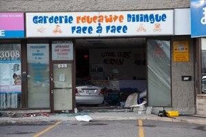 Ce sont trois erreurs de conduite successives qui ont mené à l'accident qui aurait pu tourner au drame, selon l'enquête policière.