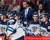 Le nouvel entraîneur Jussi Ahokas souhaite sauver l'honneur de la Finlande.