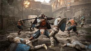 La nouvelle franchise de jeu For Honor d'Ubisoft sera disponible le 14 février sur les plateformes PlayStation 4, Xbox One et PC.