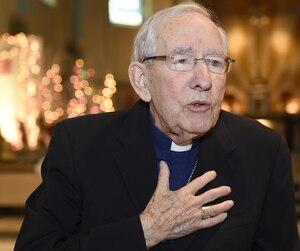 L'ancien archevêque de Québec Mgr Maurice Couture est décédé vendredi à l'âge de 91 ans.