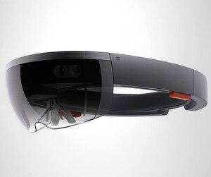 Les nouvelles lunettes holographiques HoloLens de Microsoft