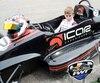 Justin Arseneau peut parfaire son apprentissage en course automobile en pilotant cette monoplace conçue pour lui.