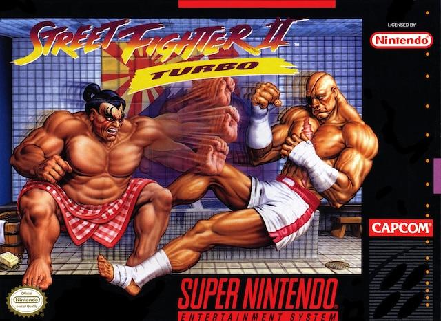 Parce que Super Street FighterII est trop lent.