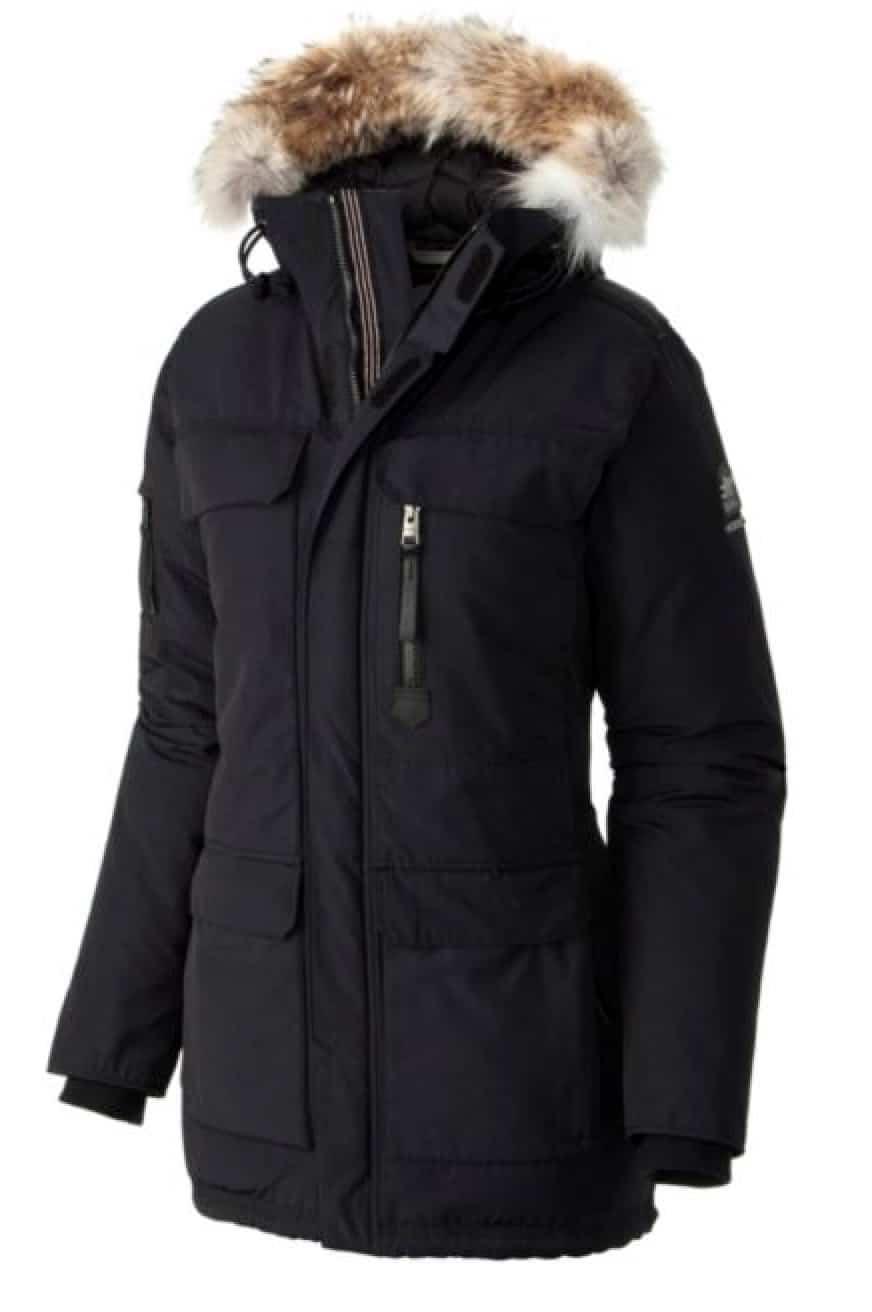 manteau canada goose femme montreal
