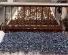 Le bleuet enrobé de chocolat est produit par les pères trappistes.