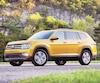 Avec le nouvel Atlas, Volkswagen vise les acheteurs désireux d'avoir un gros utilitaire à sept places.