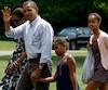 Famille Obama