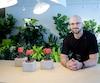 Décorer sa maison de verdure est un mouvement qui prend de plus en plus d'ampleur, soutient Marc Champoux, directeur général adjoint de Folia Design.