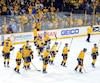 NHL: Stanley Cup Playoffs-San Jose Sharks at Nashville Predators