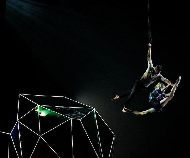 Serge Fiori - Seul ensemble: un spectacle magique!