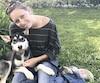 Ti-Loup et Mélanie Gendron n'ont pas eu de difficulté à s'adopter grâce à Facebook et depuis, ils filent le parfait bonheur.