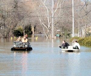 inondations rigaud