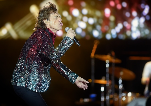 Les Rolling Stones sur les Plaines