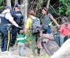 Depuis janvier, la GRC a intercepté 6373 migrants clandestins à la frontière, dont lamajorité est entrée au Québec (5600), soit deux fois plus qu'à la même période l'an dernier.