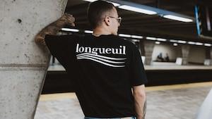 Un chandail PERF pour les habitants de Longueuil