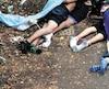 Au Mexique, on découvrerégulièrementdes charniers où des victimes des cartels ont été jetées.