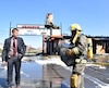 Un violent incendie a ravagé le Club Frontière, un bar de danseuses nues situé dans la municipalité de Rivière-Beaudette, en Montérégie, le samedi 30 avril 2016, au matin.