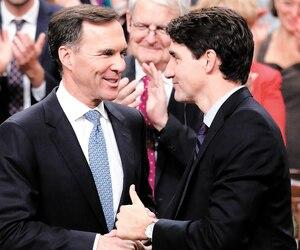Messieurs Bill Morneau et Justin Trudeau