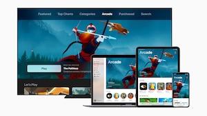 Apple annonce un service payant de gaming