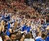 Plus de 61 000 personnes ont assisté au match opposant l'Impact au Toronto FC, mardi au Stade olympique.