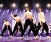 La troupe de danse québécoise A.Loud, du Studio Party Time,se produira devant les meilleurs chorégraphes, lors de laconvention Monsters of Hip-Hop à Los Angeles.