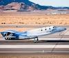 SpaceShipTwo VSS Unity de Virgin Galactic