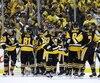 Malgré leur retentissante victoire de jeudi, les Penguins n'ont pas été très impressionnants lors de leurs deux revers à Nashville.