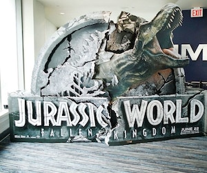 """IMAX Hosts Exclusive Experience For """"Jurassic World: Fallen Kingdom"""""""