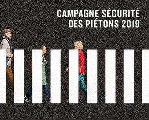 Image principale de l'article Nouvelle campagne pour la sécurité des piétons