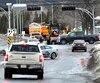 Des rafales allant jusqu'à 87 km/h ont causé deux interruptions de courant majeures dans les quartiers bordant le boulevard Barrette de Chicoutimi mercredi.