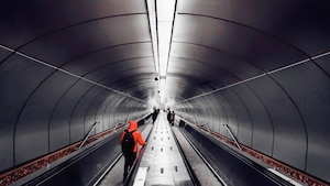Le tunnel le plus «instagrammable» détruit