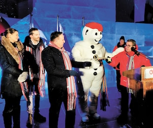 Lancement du 65e Carnaval de Québec