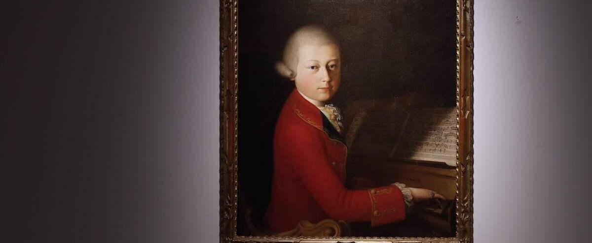 Une partition de jeunesse de Mozart vendue à 372 500 euros