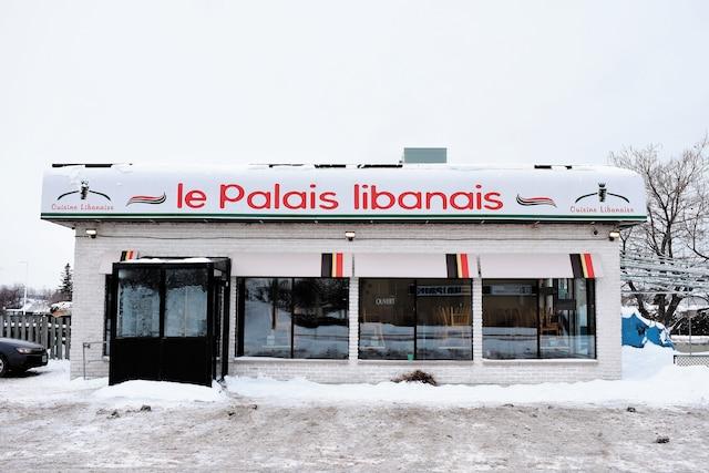 La succursale du Palais libanais, situé sur le boulevard Gréber, à Gatineau, a reçu une amende de 2000$.