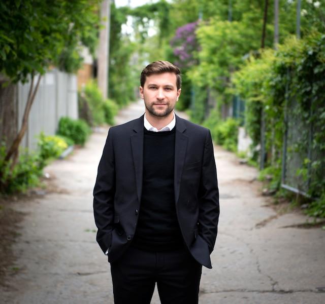 Gabriel Nadeau-Dubois, nouveau député de Gouin pour Québec solidaire.